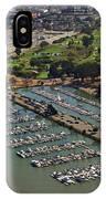 Coyote Point Marina San Francisco Bay Sfo California IPhone Case