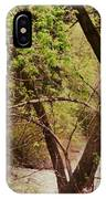 Cozy Stream In American Fork Canyon Utah IPhone Case