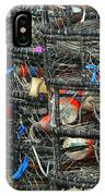 Crab Traps IPhone Case