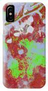 Crabapples Series #4 25 IPhone Case
