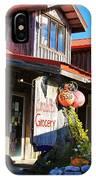 Crabpot Grocery IPhone Case