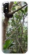 Crabs On A Tree IPhone Case