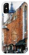 Cracow Art 1  IPhone Case