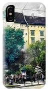 Cracow Art 2 Wawel IPhone Case