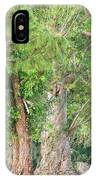 Craggy Tree For Will IPhone Case