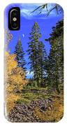 Crater Moon IPhone Case