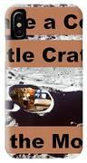 Crater1 IPhone Case