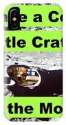 Crater18 IPhone Case