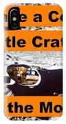Crater3 IPhone Case