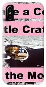 Crater38 IPhone Case