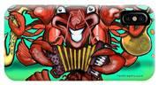 Crawfish Band IPhone X Case