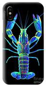 Crawfish In The Dark - Blublue IPhone Case