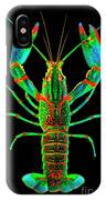 Crawfish In The Dark - Orivibsat IPhone Case