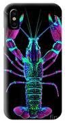 Crawfish In The Dark - Rosegreen IPhone Case