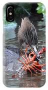 Crayfish Lunch IPhone Case