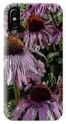 Crazy Flowers IPhone Case