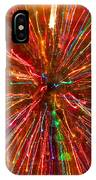 Crazy Fun Colorful Abstract IPhone Case