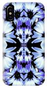 Crazy Lavender Daises IPhone Case