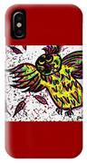 Crazybird IPhone Case