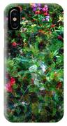 Crazyquilt Garden IPhone Case