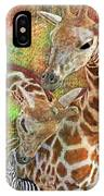 Creatures Great And Small IPhone Case