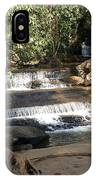 Creek At Table Rock IPhone Case