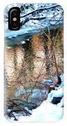 Creek In Bath Ohio IPhone Case