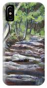 Creek In The Park IPhone Case