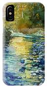 Creekside Tranquility IPhone Case
