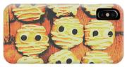 Creepy And Kooky Mummified Cookies  IPhone Case