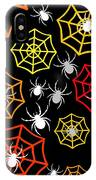 Creepy Crawlers IPhone Case