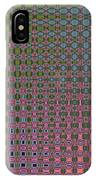 Crepe Myrtle Abstract IPhone Case
