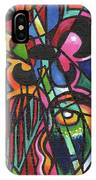 Creve Coeur Streetlight Banners Whimsical Motion 19 IPhone Case