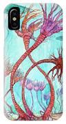 Crinoid Pond IPhone Case