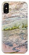 Crocodile IPhone Case