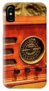 Crosley IPhone Case