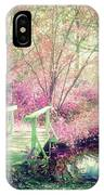 Cross With Me IPhone Case