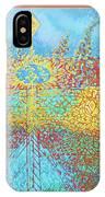 Crosscut Earth IPhone Case