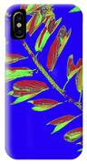 Crossing Branches10 IPhone Case