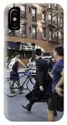 Crossing The Street In Dumbo IPhone Case