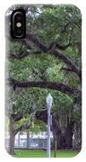 Crossing Trees IPhone Case