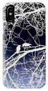 Crow Silhouette  IPhone Case
