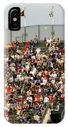Crowd At Coors Field IPhone Case