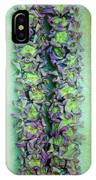 Crown Flower Lei IPhone Case