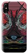 Crown Of Hell IPhone Case