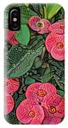 Crown Of Thorns Delight IPhone Case