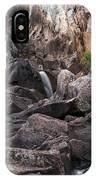 Crows Nest Falls During The Day. IPhone Case