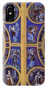 Crucifixion And Resurrection  IPhone Case