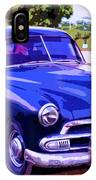 Cruiser IPhone Case