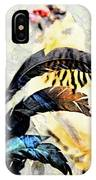 Crying Fowl IPhone Case
